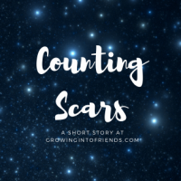 Counting Scars // a short story
