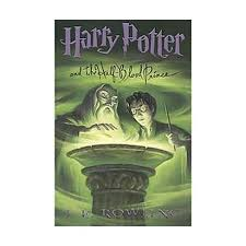 Harry Potter And The Half-blood Prince ( Harry Potter) (Hardcover ...