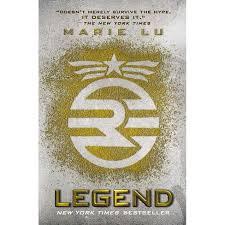 Legend (Marie Lu's Legend Series No. 1 (Paperback) (Marie Lu) : Target