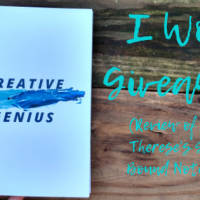 I Won a Giveaway! (Review of Jenna Therese's Spiral Bound Notebook)